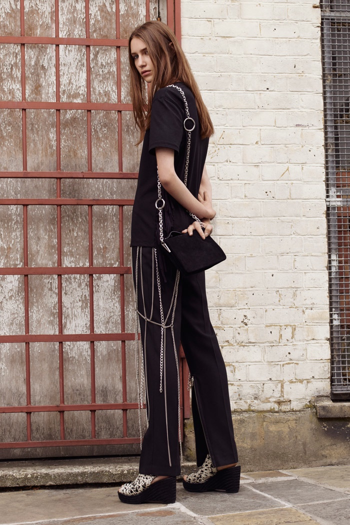 McQ Alexander McQueen Spring 2016   London Fashion Week