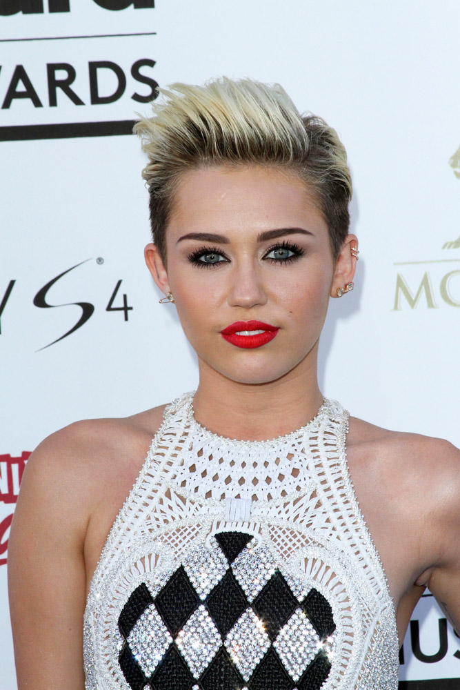 Miley Cyrus' Second MAC Viva Glam Collaboration Lands Online
