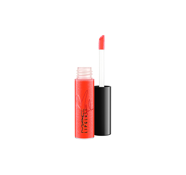 Miley Cyrus x MAC Viva Glam II Lipglass available for $15.00