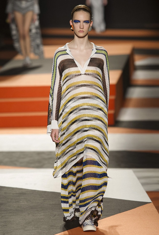 Missoni Spring 2016 | Milan Fashion Week