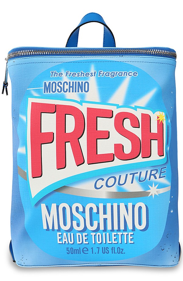 Moschino Fresh Printed Backpack