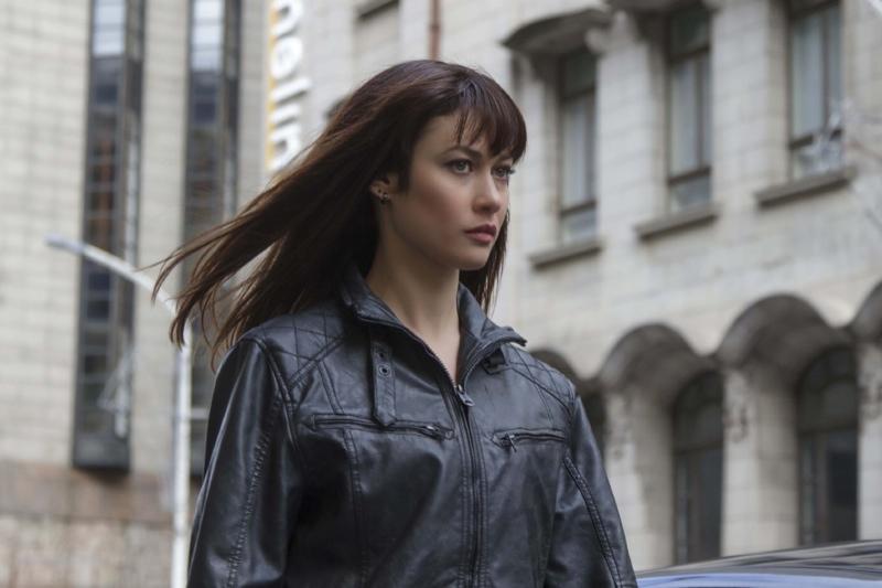 Olga Kurylenko Stars in New Action-Thriller 'Momentum'