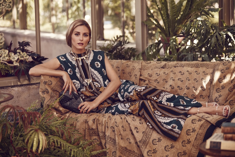 Olivia Palermo Creates Vintage Inspired Jewelry with BaubleBar