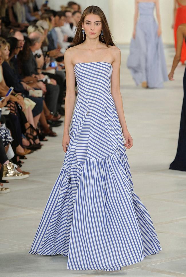 New York Fashion Week Spring 2016 Trends: Pleats, Stripes ...