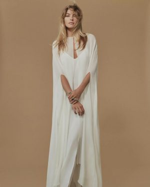 Jessica Hart is Ready to Say I Do with Reformation