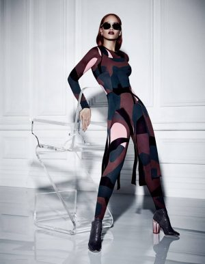 Rihanna Works It in Dior Magazine Cover Shoot by Craig McDean