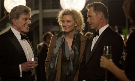 Robert Redford, Cate Blanchett and Bruce Greenwood in Truth