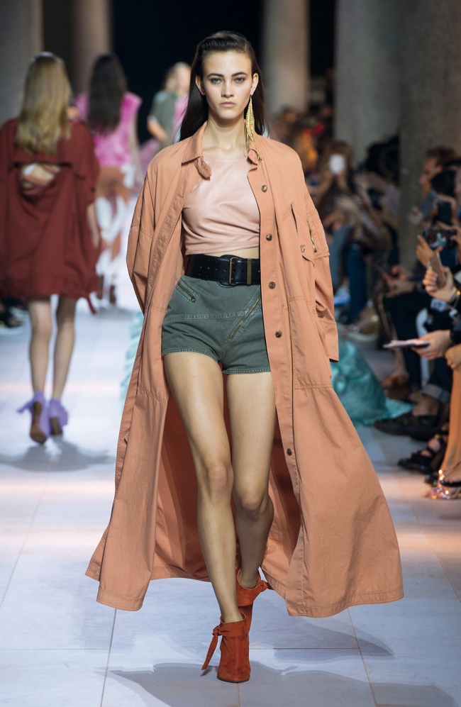 Roberto Cavalli Spring 2016 | Milan Fashion Week