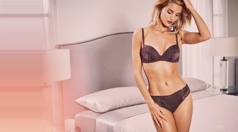 Rosie Huntington-Whiteley stars in Rosie for Autograph fall-winter 2015 selection