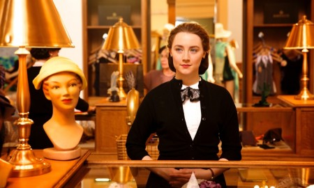 Saoirse Ronan in Brooklyn still. Photo: © 2015 Twentieth Century Fox Film Corporation
