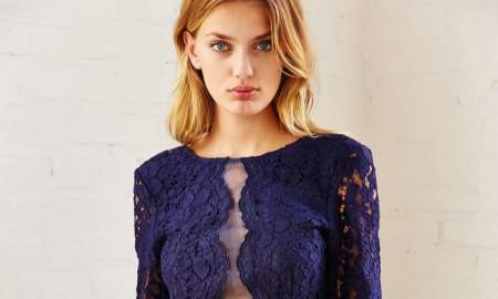 Saylor Fleur Lace Dress available for $242.00