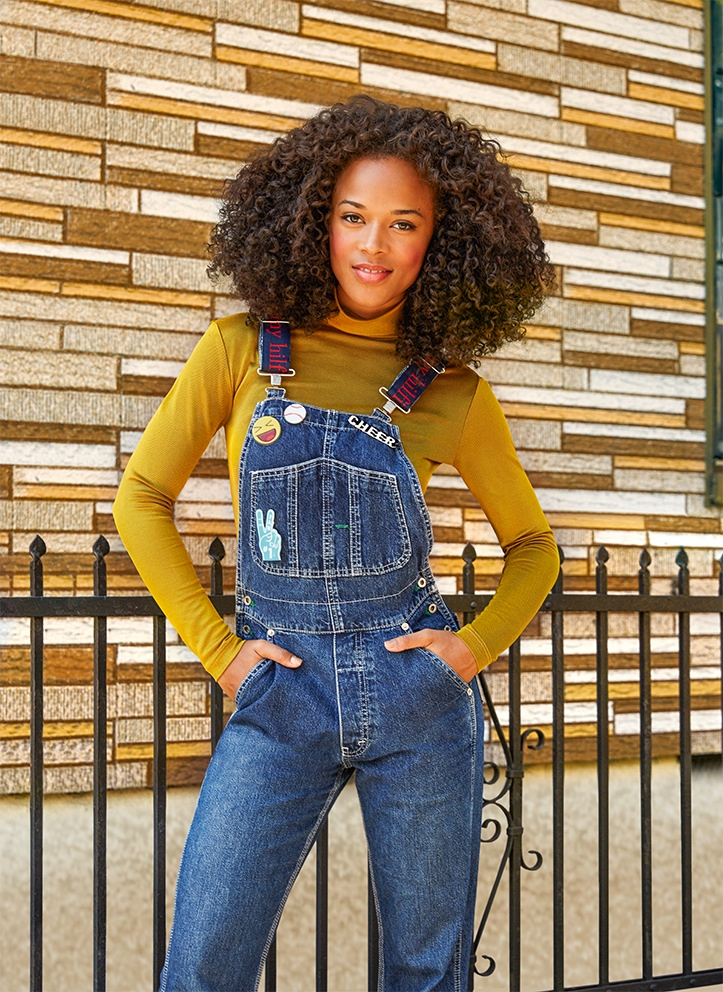 'Empire' Star Serayah Lands ASOS Magazine's October Cover Shoot