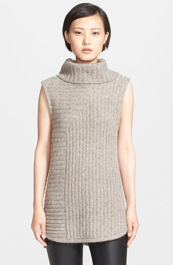 5 Sleeveless Turtlenecks for Fall 2015