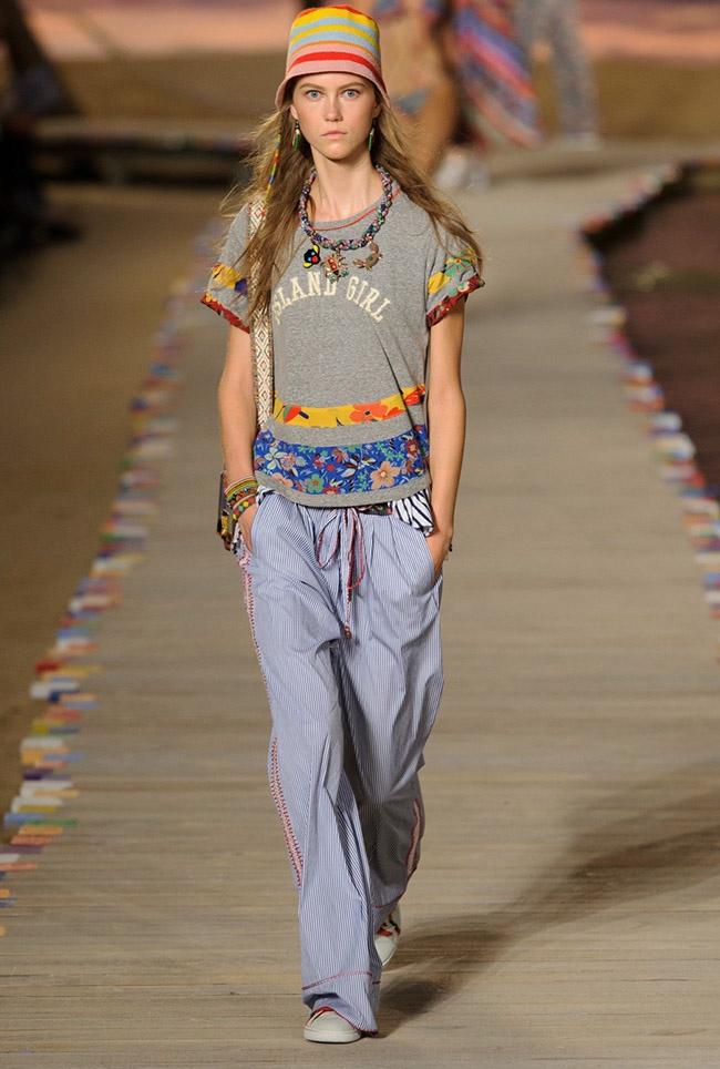 Tommy Hilfiger Spring 2016   New York Fashion Week