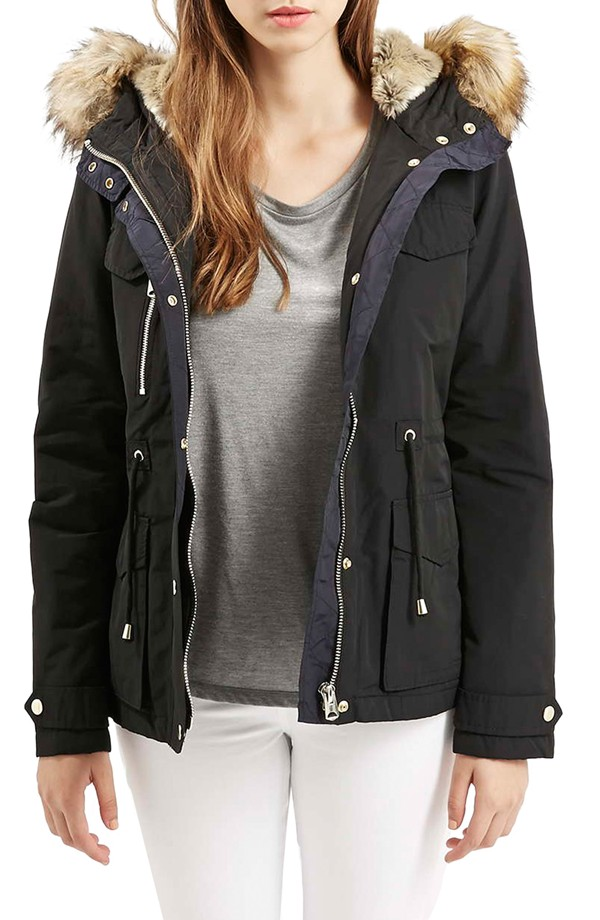 Women's Parka Coats Fall / Winter 2015