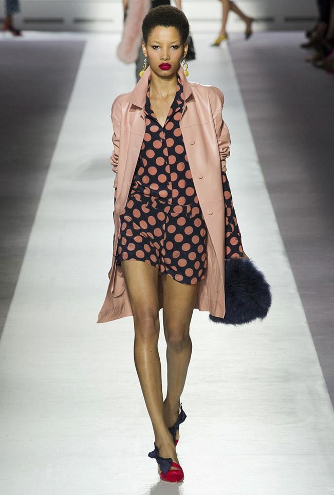 Topshop Unique Spring 2016 - London Fashion Week