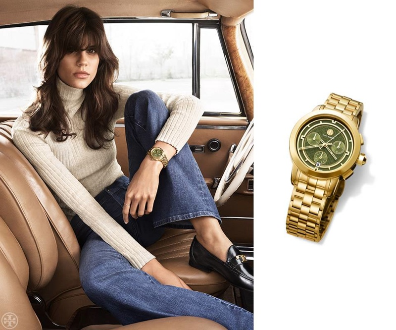 Tory Burch The Tory Watch available for $695.00