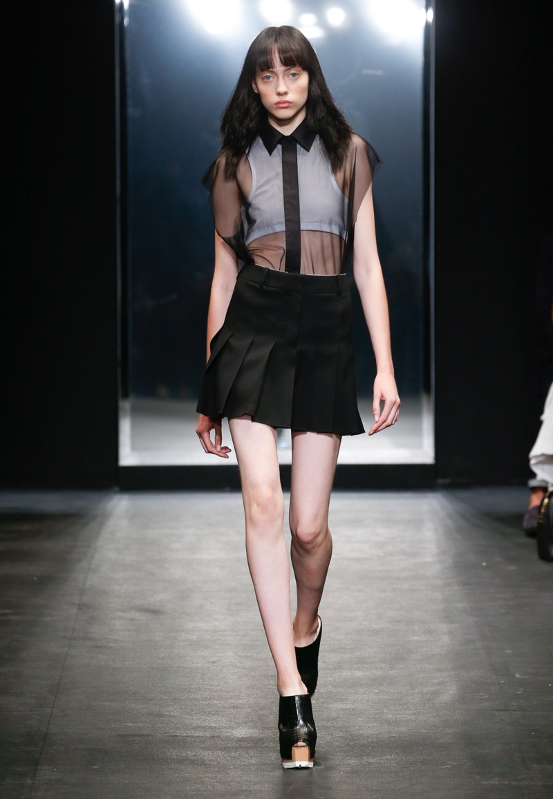 Vera Wang Spring 2016   New York Fashion Week
