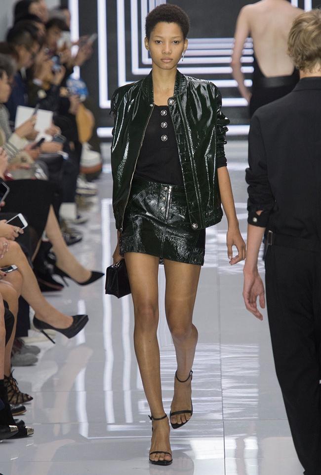 Versus Versace Spring 2016 | London Fashion Week