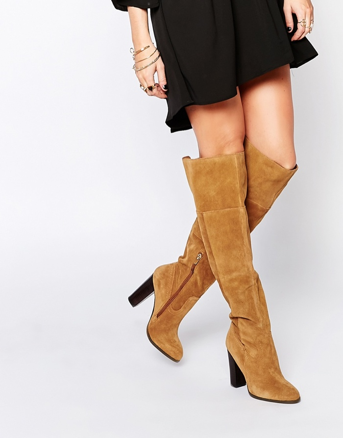 Shop Fall 2015 Over the Knee Boots