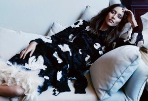 Alana Zimmer is Dreamy in FASHION Editorial by Chris Nicholls
