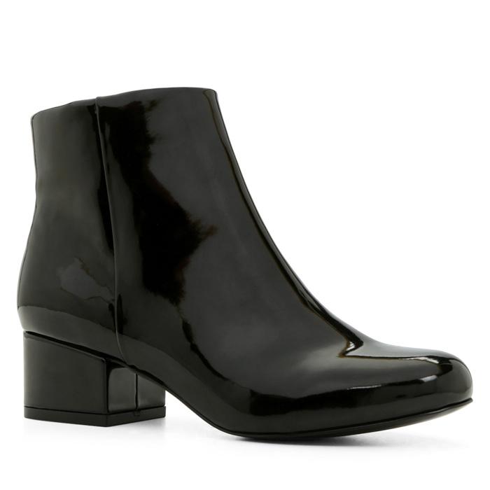 Aldo Soawien Patent Boots