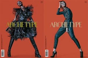 Ajak Deng & Tian Yi Team Up for Archetype #4 Cover Story