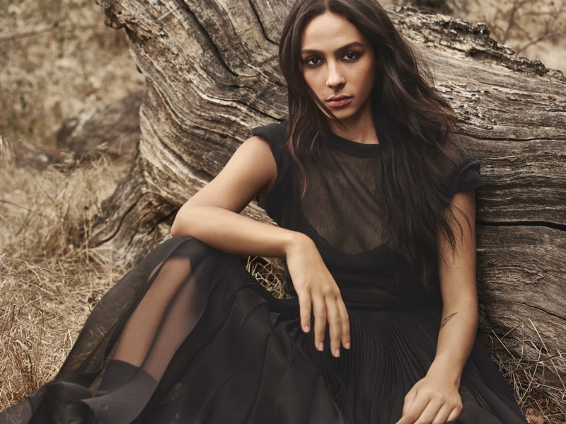 Jem And The Holograms - Star Aurora Perrineau For Yahoo Style