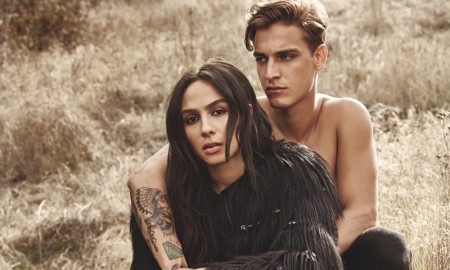 Aurora Perrineau reveals she is willing to shave her head for an acting role