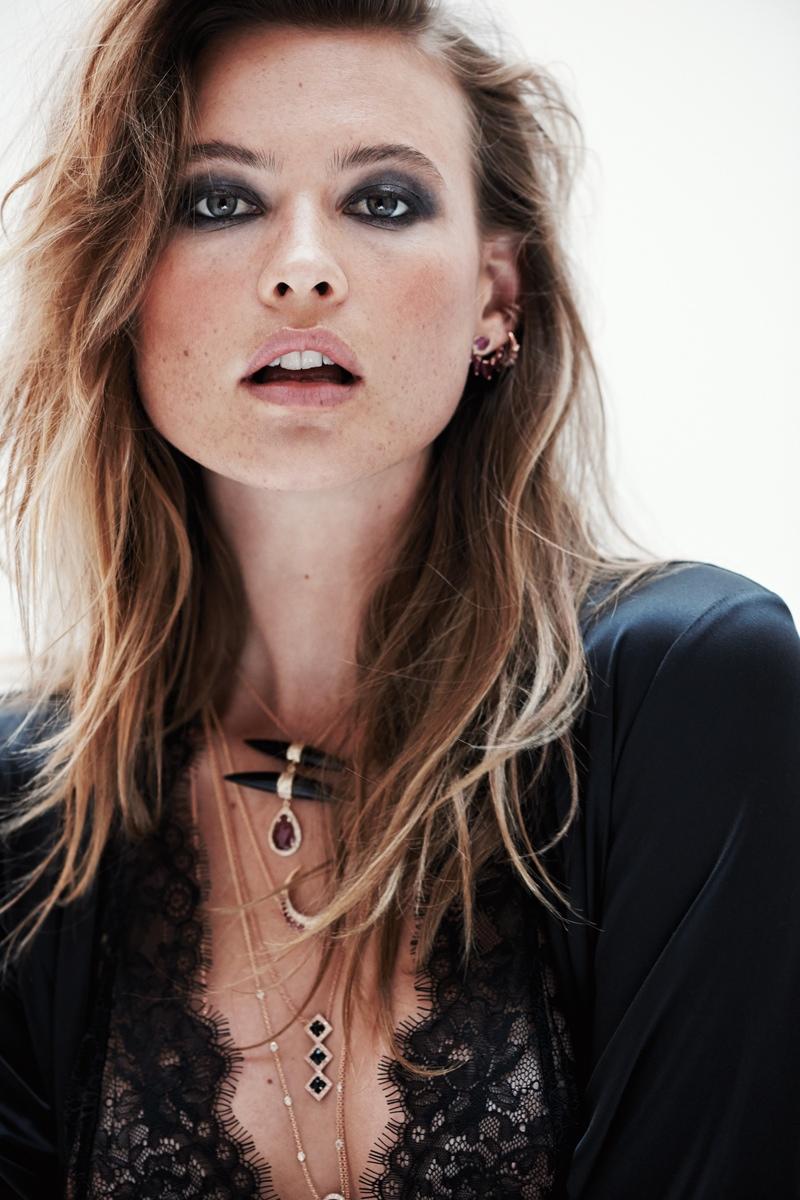 Behati Prinsloo Jacquie Aiche 2015 Fall Ad Campaign Amanda Seyfried
