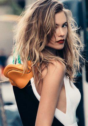 Behati Prinsloo Models Street Style for So It Goes #6