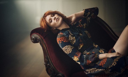 Karen Elson stars in Boden Icons campaign