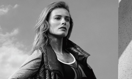 Edita Vilkeviciute for Calvin Klein Performance