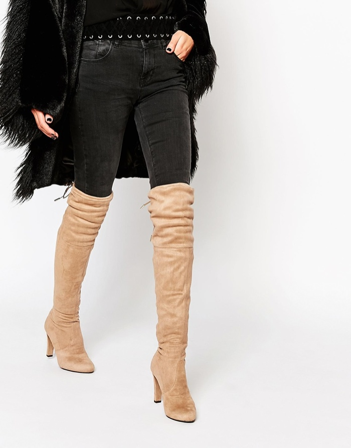 3d4664c37a6 Shop Fall 2015 Over the Knee Boots | Fashion Gone Rogue