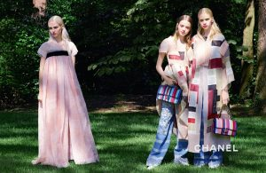 Chanel Heads Outdoors for Cruise 2016 Campaign