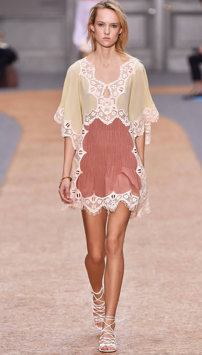 Chloe Spring 2016 | Paris Fashion Week