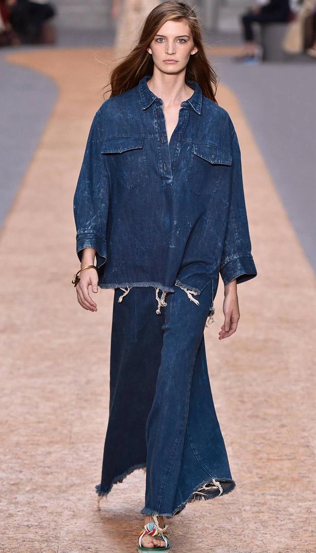 Chloe Spring 2016 | Paris Fashion Week