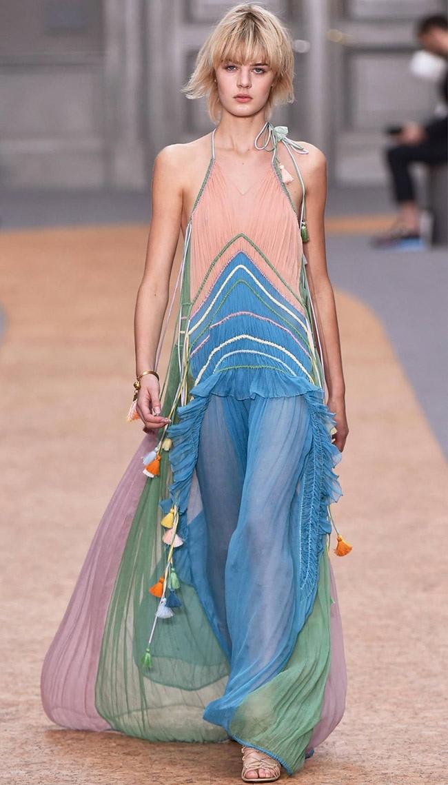 Chloe Spring 2016   Paris Fashion Week