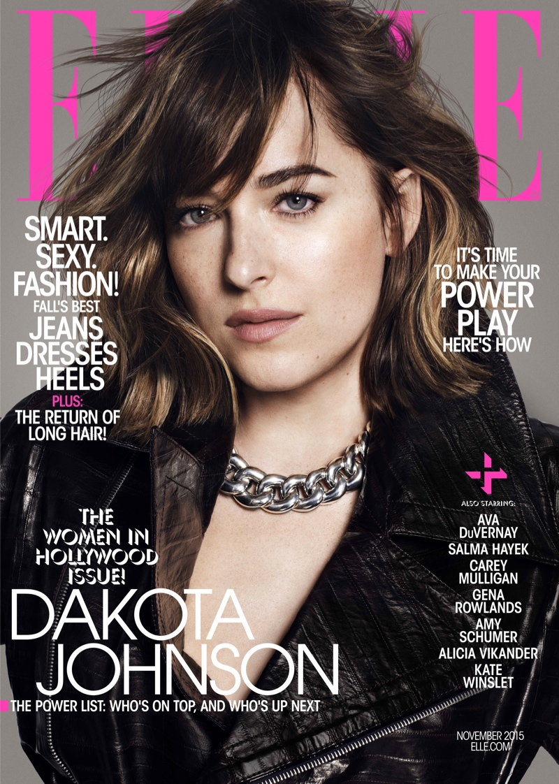 Kate Winslet, Amy Schumer, Dakota Johnson Cover ELLE's Women in Hollywood Issue
