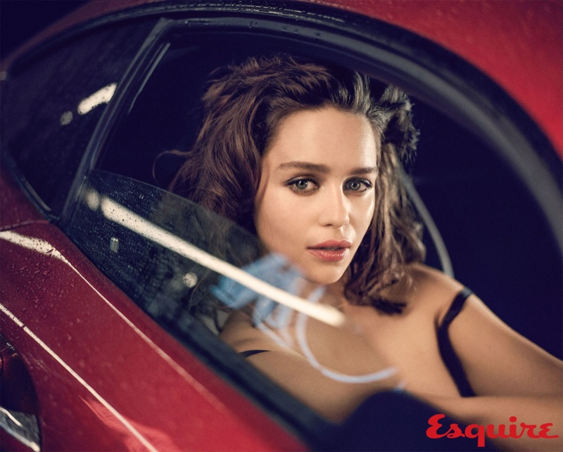 Emilia Clarke Stars in Esquire's Sexiest Woman Alive Shoot
