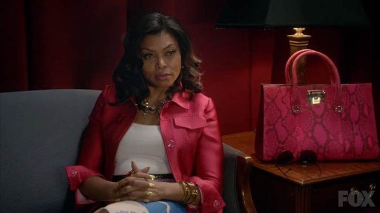 'Empire' Style Spotlight: Cookie Lyon Makes a Statement in Jimmy Choo