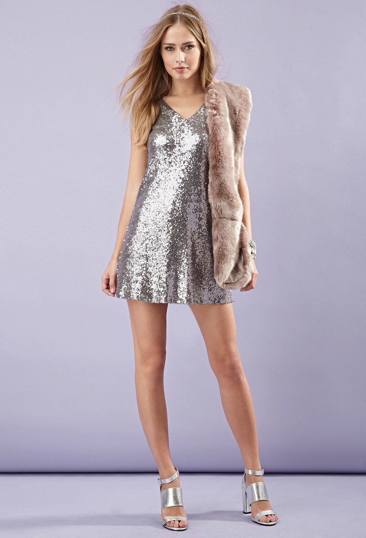 Party Time: 8 Sequin Dresses From Forever 21