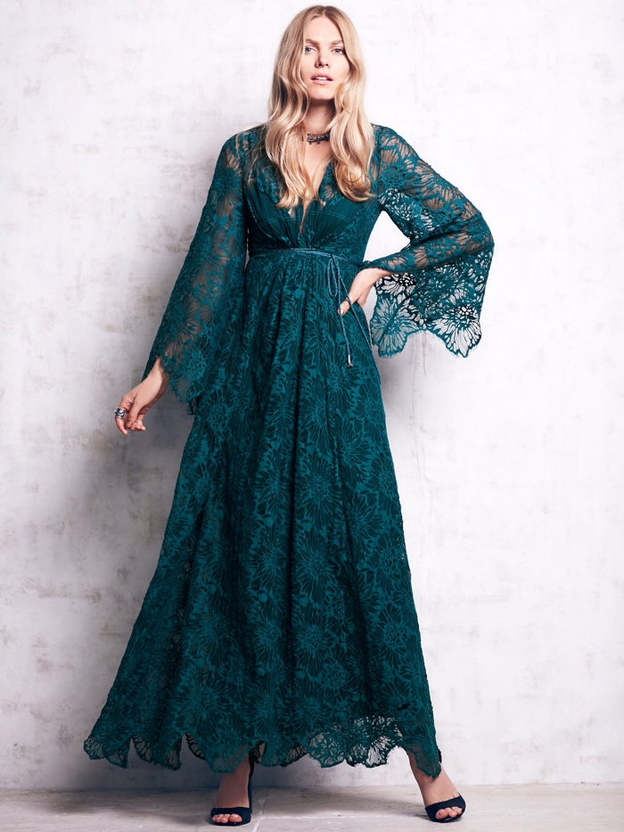 bell sleeve dress styles from free people shop