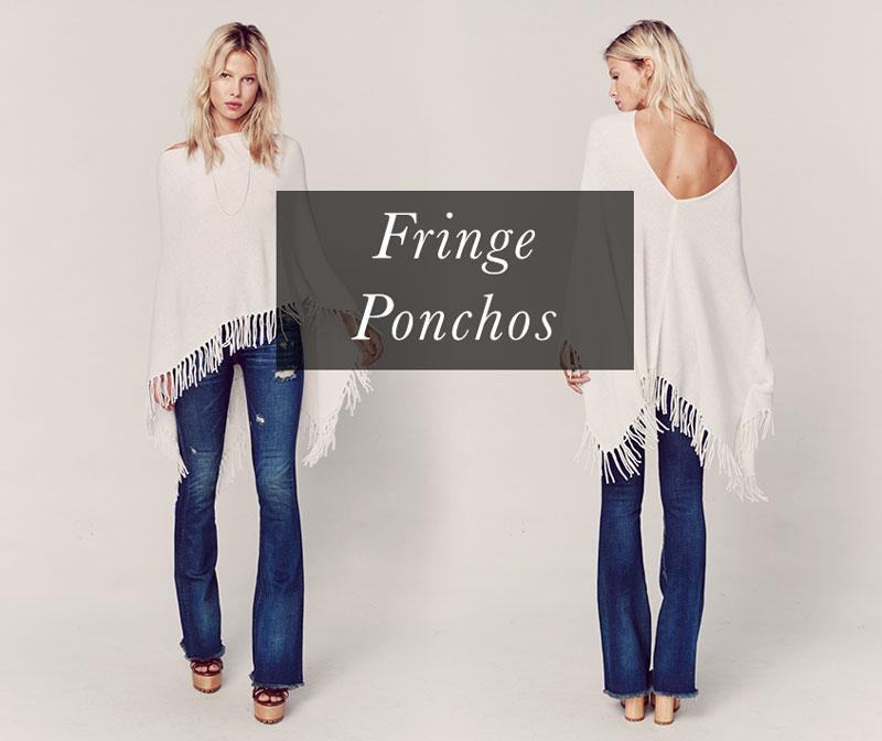 Fringe-Ponchos-Women