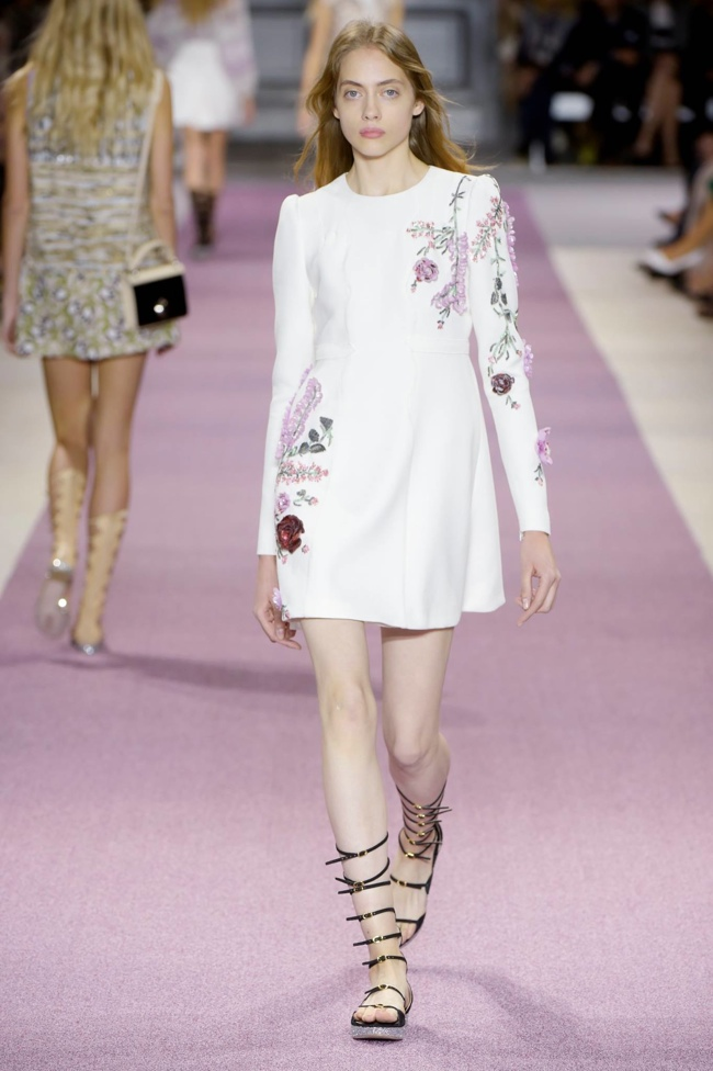 Giambattista Valli Spring 2016 | Paris Fashion Week