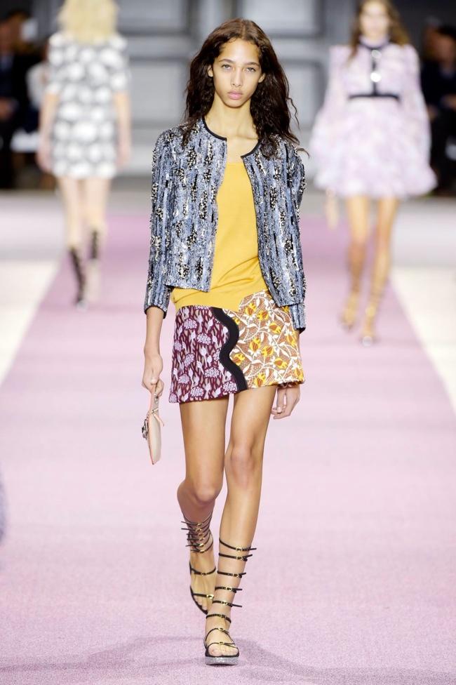 Giambattista Valli Spring 2016   Paris Fashion Week