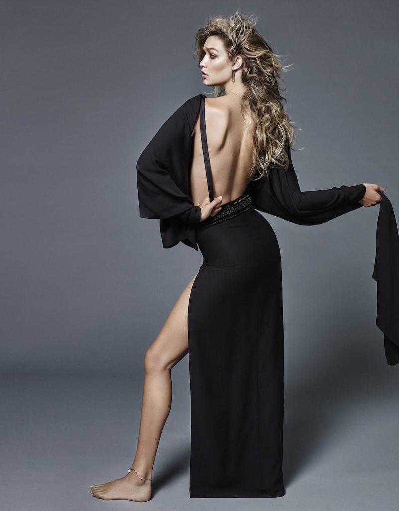 Gigi Hadid stars in Vogue Netherlands' November issue