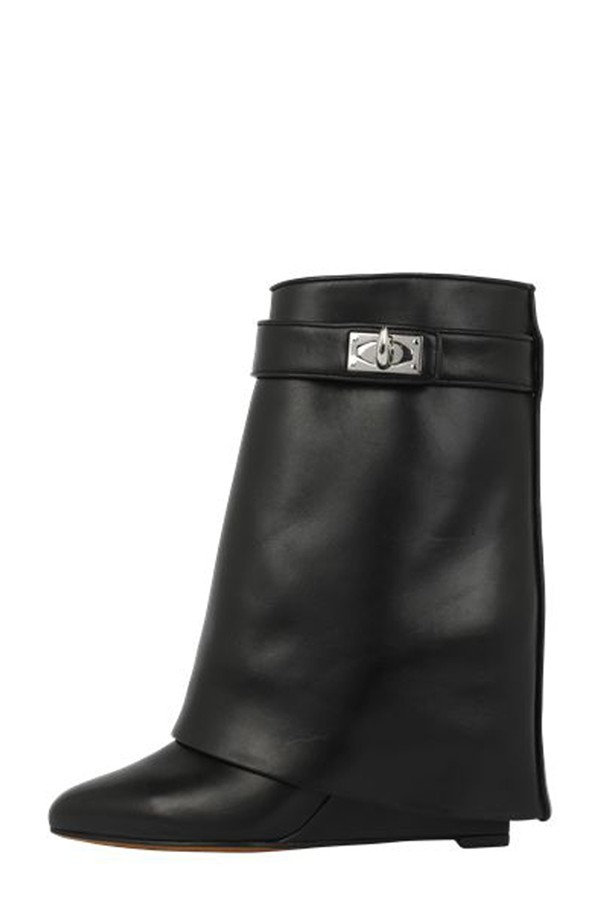 Givenchy Shark Tooth Ankle Bootie
