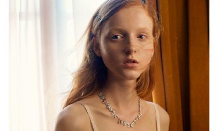 Maddison Stubbington stars in Gucci Fine Jewelry campaign