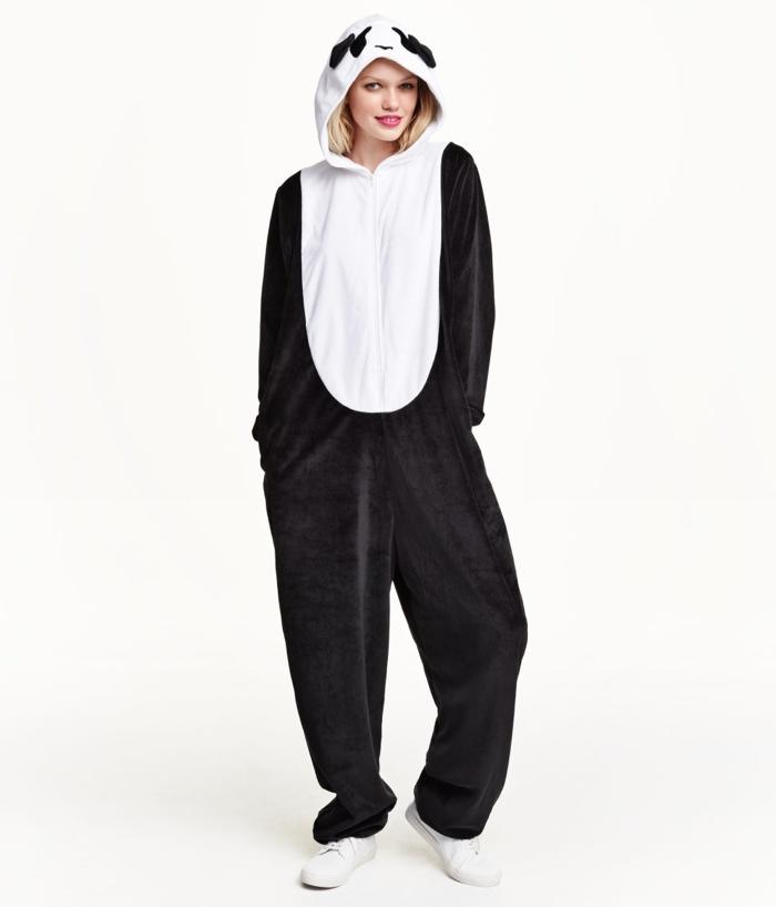 H&M Panda Costume